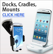 Docks,Cardles,Mounts