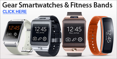 Gear Smartwatches & Fitness Bands