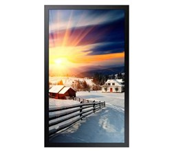 shop samsung digital signage displays samsung ohf series 85 inch smart signage outdoor display OH75F