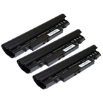 Replacement Battery for Samsung AA-PB2VC6B (3-Pack)