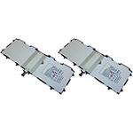Samsung Battery for Samsung SP3676B1A (2-Pack) Tablet Battery 137307-5