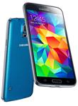 Samsung GALAXYS5-DUOS-BLUE Unlocked Dual Sim Mobile Phone