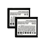 Samsung Battery for Samsung EB-BG720CBC (2-Pack) Replacement Battery