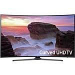 Samsung UN65MU6500FXZA 65 Inch Class MU6500 Curved 4K UHD TV