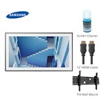 Samsung Un43ls003afxza Bundle The Frame 4k Uhd Tv