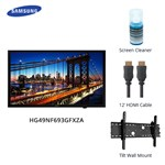 Samsung B2b Ml32e-n W/ Cable & Cleaner Ml-e Series 32 Led Mirror