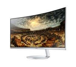 Samsung Computer Monitors samsung cf791 34in curved widescreen monitor