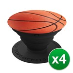PopSockets PS-101181 (4-Pack) PopSockets Grip Stand