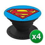 PopSockets PS-101578 (4-Pack) PopSockets Grip Stand