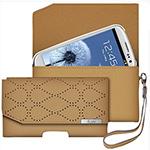 Iluv Galaxys3-clutchwallet-tan Clutch Tan Wallet