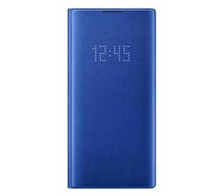 Blue Cases samsung led wallet cover