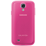"""Samsung Galaxy S4 Pink Protective Cover Brand New, The Samsung Protective Cover is a precision designed cell phone case for samsung galaxy s4 which provides solid protection for your device without sacrificing style"