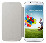 Samsung Flipcovers4-white Protective Cover