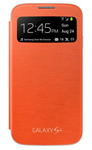 Samsung Sviewcovers4-orange Protective Cover