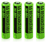 Samsung Battery for Samsung AA (4-Pack) Replacement Battery