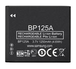 Offer Samsung Battery for Samsung BP125A (Single Pack) Replacement Battery Before Special Offer Ends