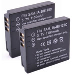 Samsung Battery for Samsung IA-BH125C (2-Pack) Replacement Battery