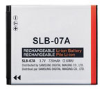 Samsung Battery for Samsung SLB-07A (Single Pack) Replacement Battery