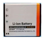 Samsung Battery for Samsung SLB-0837 (Single Pack) Replacement Battery