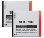 Samsung Battery for Samsung SLB-0937 (2-Pack) Replacement Battery