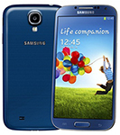 Samsung GALAXYS4-BLUE Unlocked GSM Mobile Phone