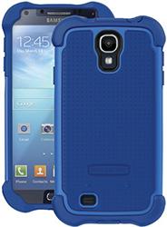 Ballistic Galaxy S Iv Maxx Case - Navy Blue/cobalt Blue Sg Maxx Case F