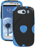 Trident Galaxy S Iii Aegis Case - Blue Aegis Case For Galaxy S Iii