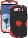 Trident Galaxy S Iii Aegis Case - Red Aegis Case For Galaxy S Iii