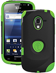 Trident Exhilarate Aegis Case - Green Aegis Case For Exhilarate