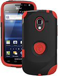 Trident Exhilarate Aegis Case - Red Aegis Case For Exhilarate