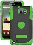 Trident Galaxy Note Aegis Case - Green Aegis Case For Galaxy Note