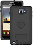 Trident Galaxy Note Aegis Case - Black Aegis Case For Galaxy Note