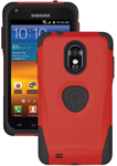 Trident Galaxy S Ii Epic 4g Aegis Case - Red Aegis Case For Galaxy S I