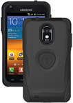 Trident Galaxy S Ii Epic 4g Aegis Case - Black Aegis Case For Galaxy S