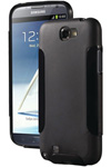 """DBA Cases Ultra TPU Case for Galaxy Note II - Black Brand New, The DBA Cases Ultra TPU Case is designed with highest quality polycarbonate material that gives it the ability to bend rather than break"