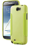 """DBA Cases Ultra TPU Case for Galaxy Note II - Lime Brand New, The DBA Cases Ultra TPU Case is designed with highest quality polycarbonate material that gives it the ability to bend rather than break"
