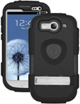 """""""Trident Kraken AMS Case for Galaxy S3, The Trident Kraken AMS Case includes a tough exoskeleton, featuring hardened polycarbonate, providing a stylish and rugged surface for maximum protection"""