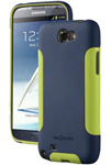 Dba Cases Galaxy Note Ii Comp Ultra Case - Blue/lime Complete Ultra Ca