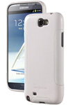 Dba Cases Galaxy Note Ii Comp Ultra Case - White/white Complete Ultra