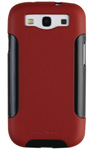 """""""DBA Cases Complete Ultra Package Case for Galaxy S III - Maroon / Black Brand New, The DBA Cases Complete Ultra Package Case has a strong, high grade polycarbonate outer layer that protects the phone from tough knocks"""