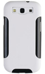 """""""DBA Cases Complete Ultra Package Case for Galaxy S III - Snow / Black Brand New, The DBA Cases Complete Ultra Package Case has a strong, high grade polycarbonate outer layer that protects the phone from tough knocks"""