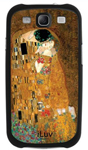 Iluv Galaxy S3 Klimt Case - The Kiss Klimt Case For Galaxy S Iii