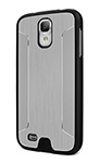 """Cygnett Urbanshield Aluminium Case for Galaxy S4 - Silver Brand New, The Cygnett Urbanshield Aluminium Case is made up of brushed aluminum durable material"