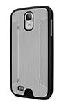 Cygnett Galaxy S4 Urbanshield Aluminium Case - Silver Urbanshield Alum