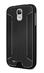 """Cygnett Urbanshield Aluminium Case for Galaxy S4 - Black Brand New, The Cygnett Urbanshield Aluminium Case is made up of brushed aluminum durable material"