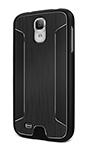 Cygnett Galaxy S4 Urbanshield Aluminium Case - Black Urbanshield Alumi