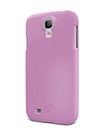 Cygnett Galaxy S4 Feel Soft Touch Slim Case - Pink Feel Soft Touch Sli