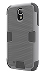 Cygnett Galaxy S4 Wrkmate Evo Extra Protective Case - Gry Workmate Evo