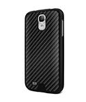 Cygnett Galaxy S4 Urbanshield Carbon Fibre Case - Black Urbanshield Ca