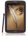 Samsung GALAXYNOTE8.0-BROWN-Wifi-Only Tablet